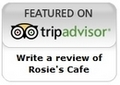 Rosies Cafe on Trip Advisor